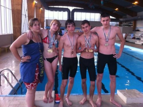 C m s natation for Piscine yves blanc aix en provence